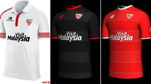 a848f773db89b Al descubierto las nuevas camisetas del Sevilla versión 2015-2016 ...