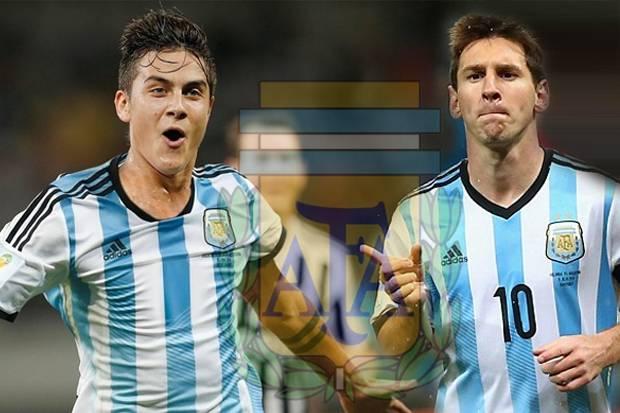 La dupla Dybala-Messi no será posible gracias a Tata Martino