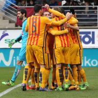 """CRÓNICA: Éibar 0-4 Barcelona. """"Este Barça no tiene techo"""""""