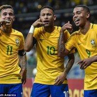 Gabriel Jesus, la nueva sensacion de Brasil