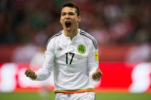 Lozano Selección