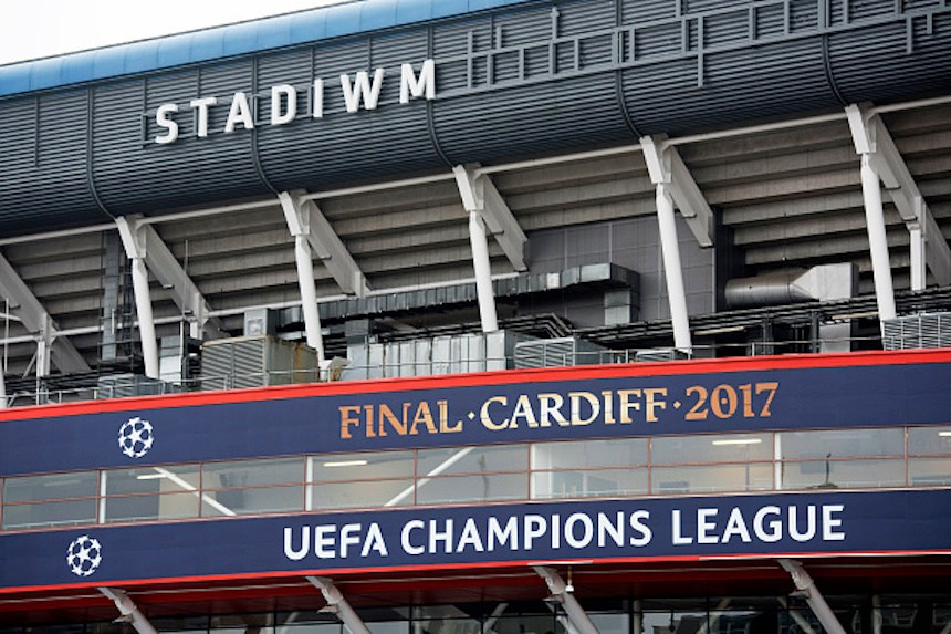 Preparations Ahead Of Champions League Final