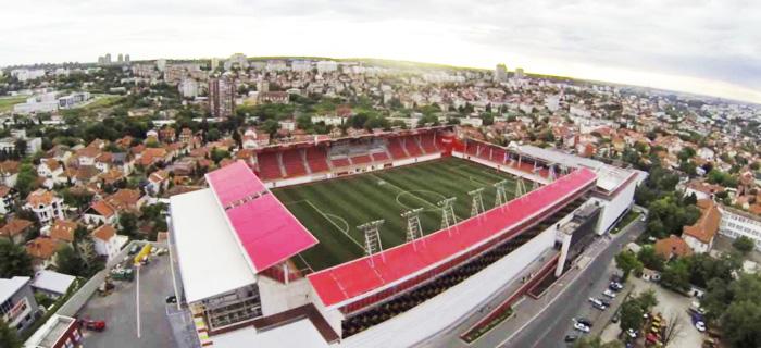 Vozdovac Stadion