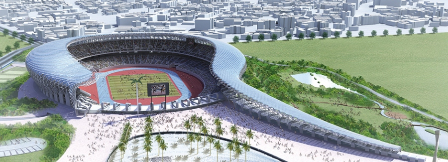 World Games Stadium de Kaohsiung
