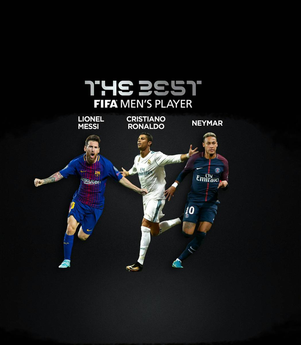 Se dan a conocer los nominados al FIFA The Best