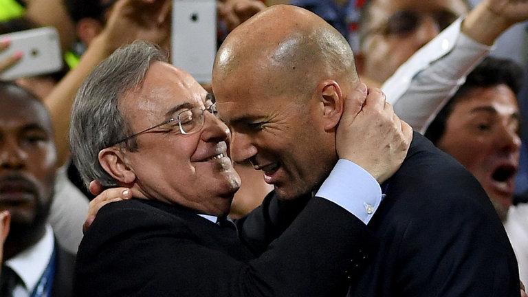 skysports-zinedine-zidane-florentino-perez-real-madrid-champions-league_3970236