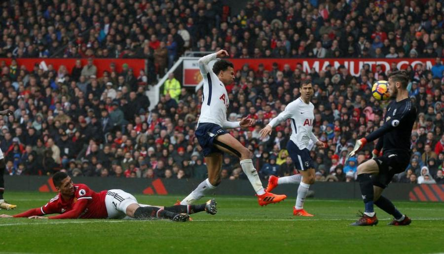 Premier League - Manchester United vs Tottenham Hotspur